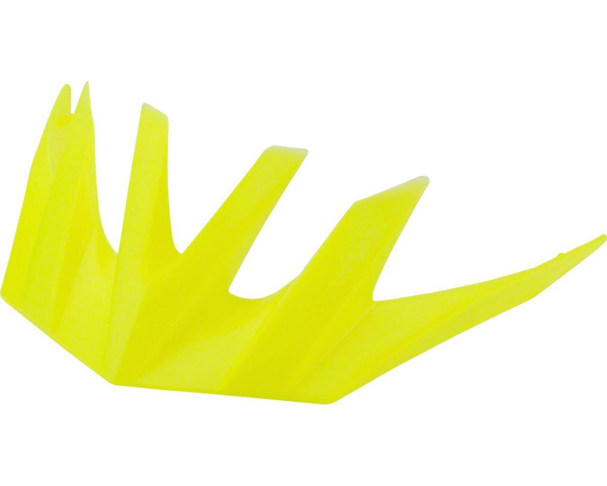 O2XC Helmet Visor: Flash Yellow, Fits all sizes