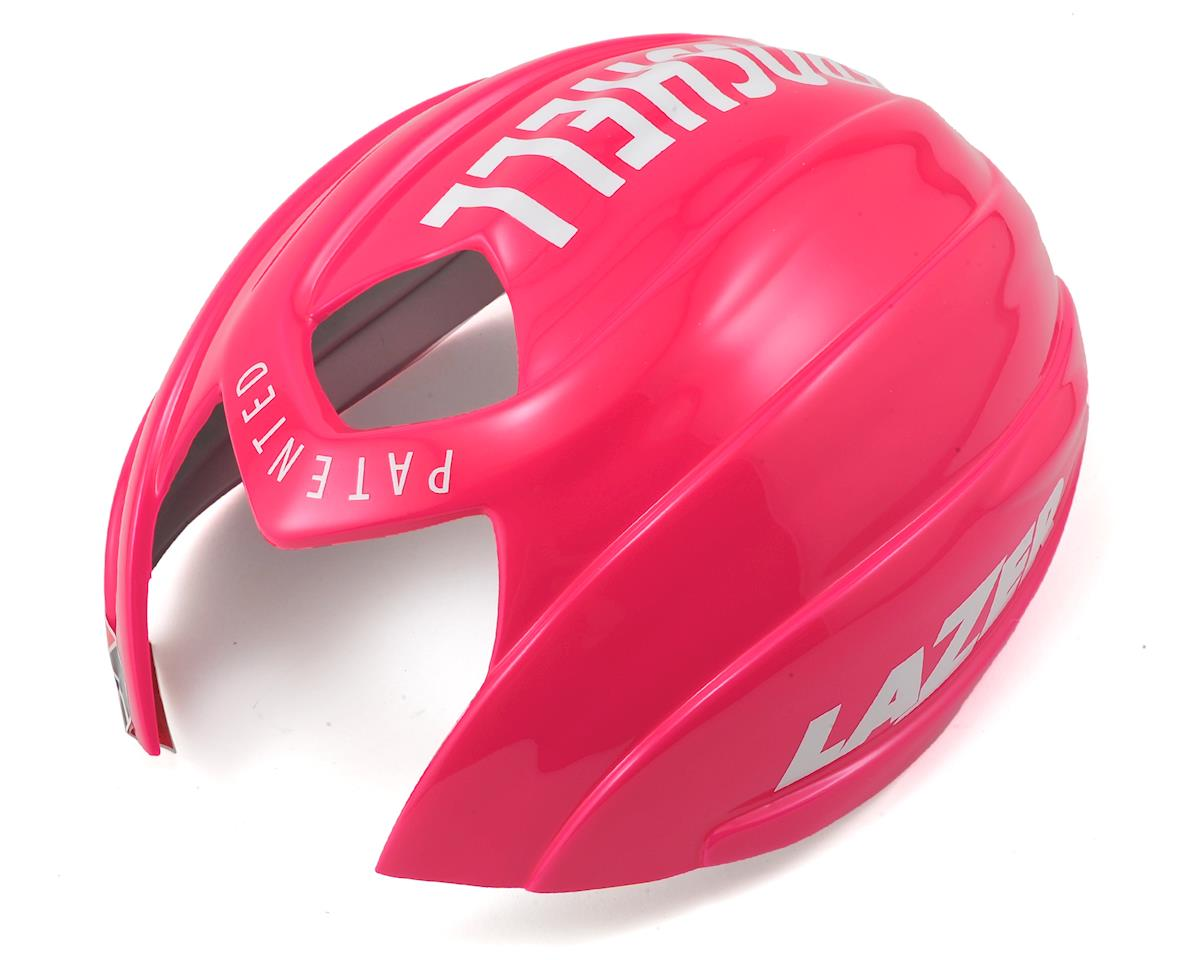 Lazer Aero/Rain Shell for Blade Road Helmet (Flash Pink) (M)