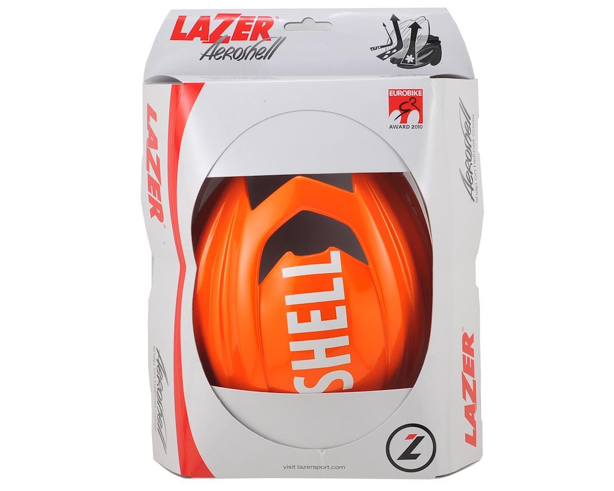 Lazer Lazer Aeroshell - Z1 (FLASH ORANGE) (M)