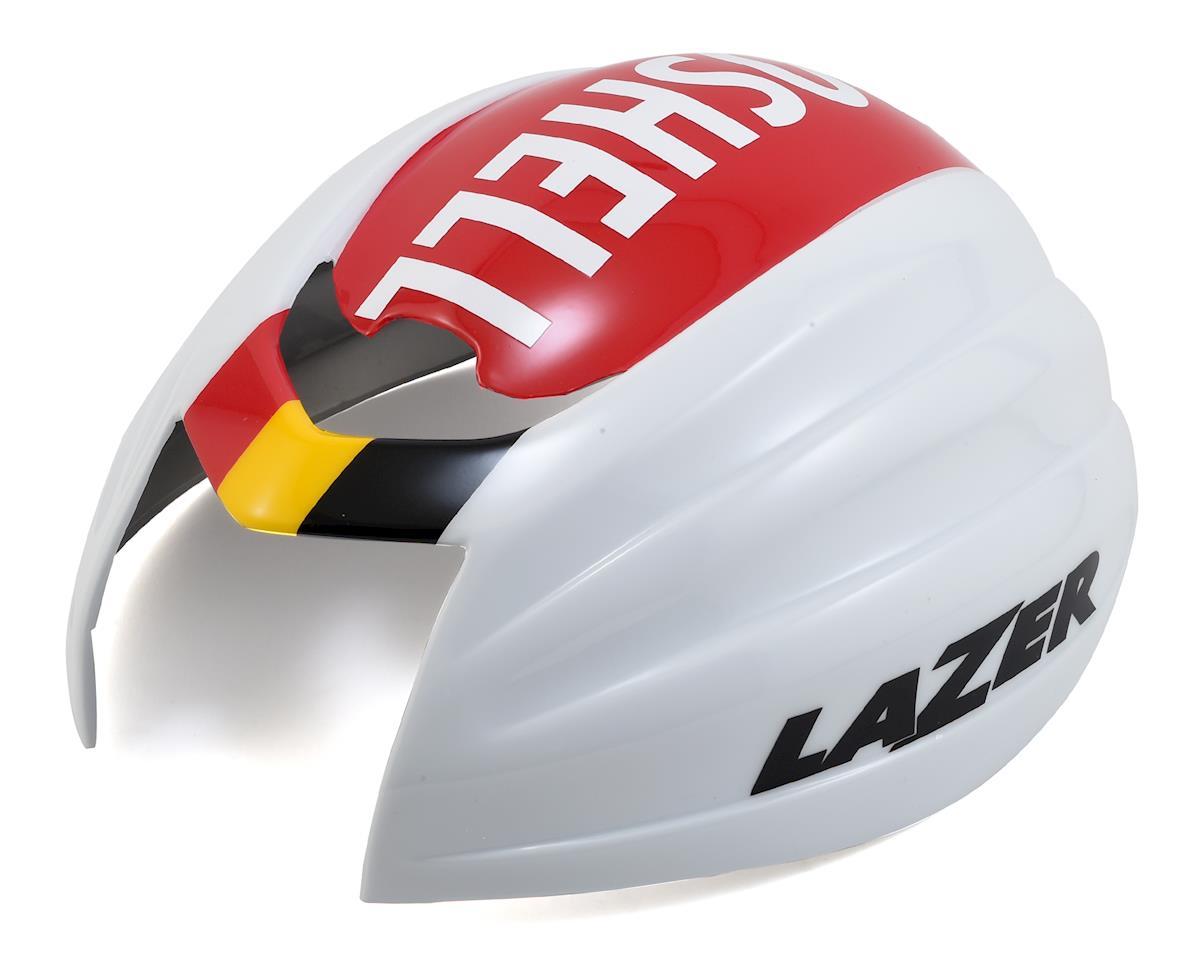 Lazer Aeroshell for Z1 Road Helmet (White/Red) (M)