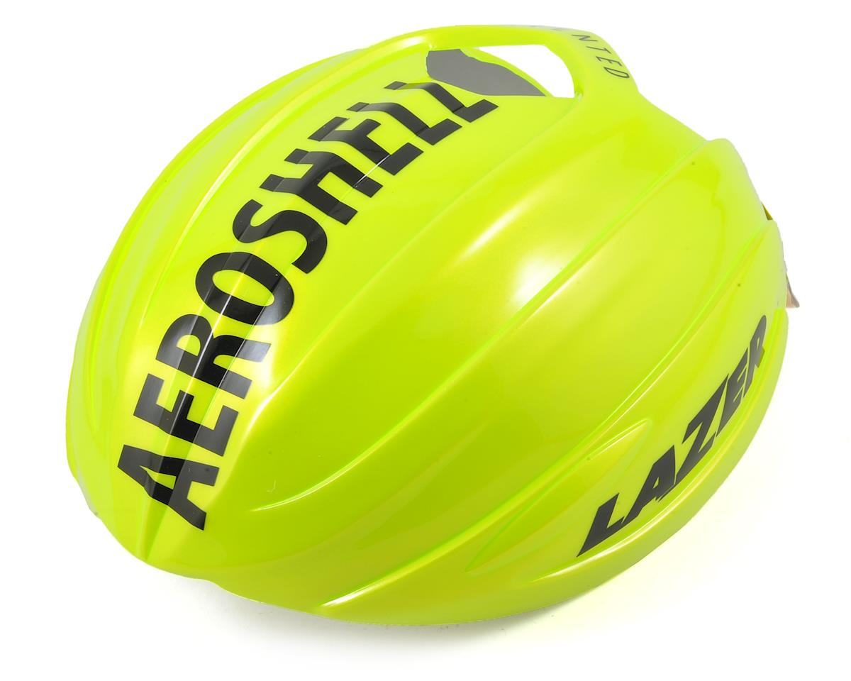 Lazer Aero/Rain Shell for Blade Road Helmet (Yellow)