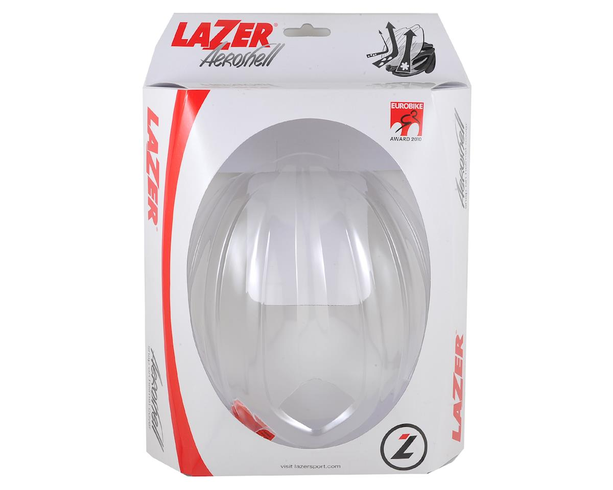 Lazer Aero/Rain Shell for Blade Road Helmet (Clear)