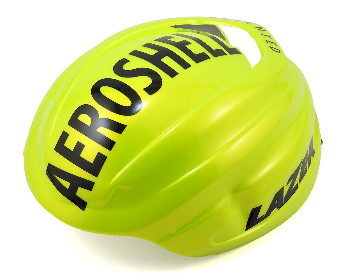 Lazer Z1 Aeroshell (Flash Yellow)