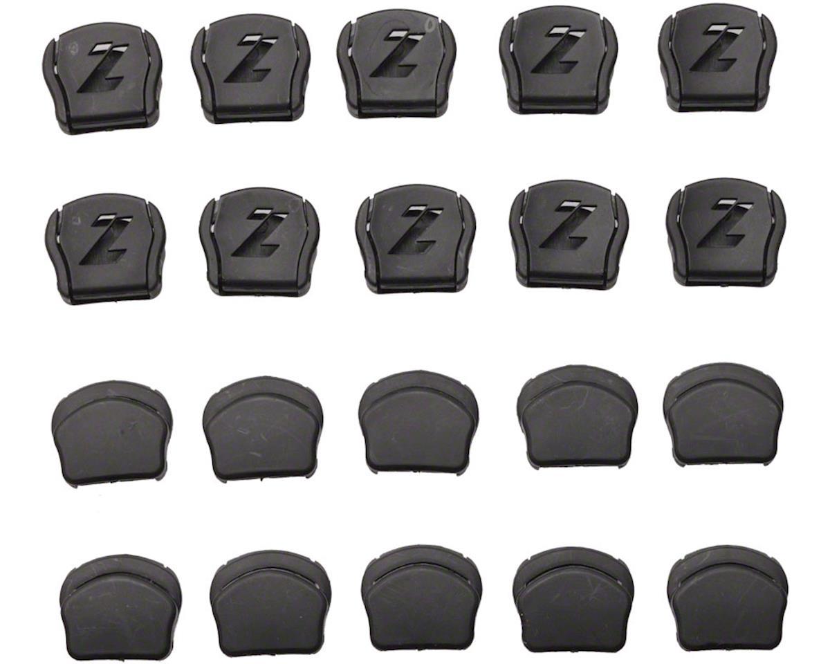 Lazer Strap Dividers for Regular Straps Black Bag of 20
