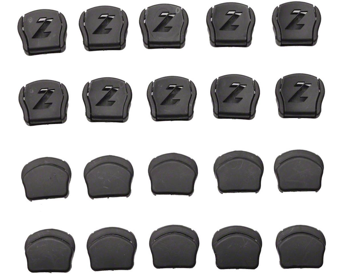 Strap Dividers for Lightweight Straps Black Bag of 20