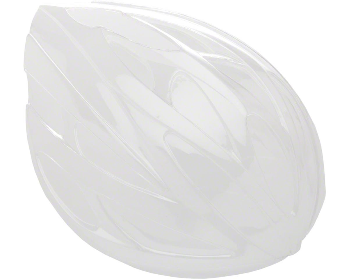 Lazer O2 Aero/Rain Shell: Clear~ Oversized XL/2XL