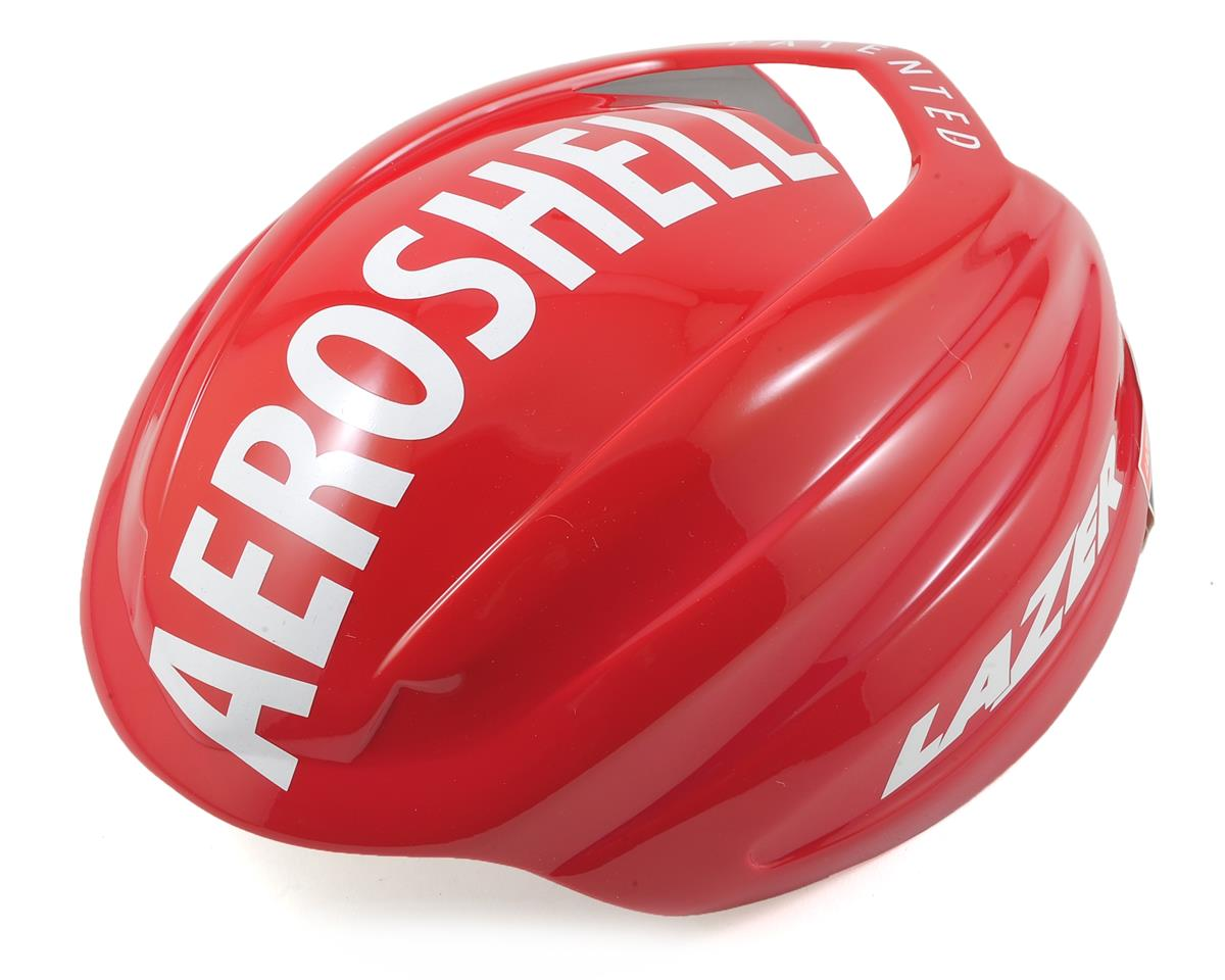 Lazer Aeroshell for Z1 Road Helmet (Red/White) (M)