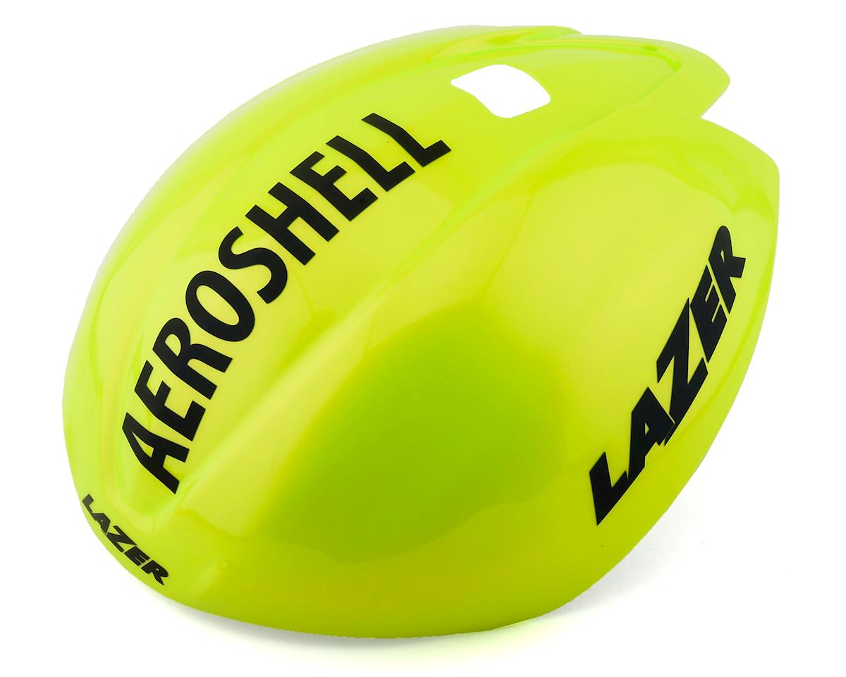 Lazer G1 Aeroshell (Flash Yellow) (L)