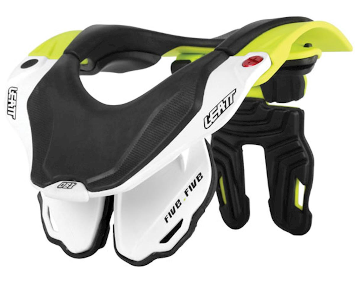Leatt DBX 5.5 Junior Neck Brace (Green/White)