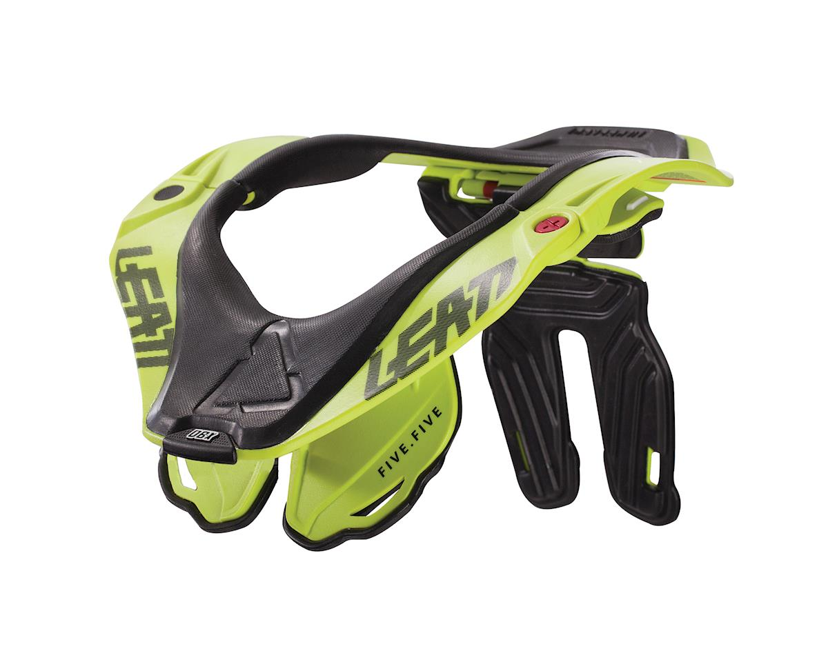 Leatt DBX 5.5 Neck Brace (Green) (L/XL)