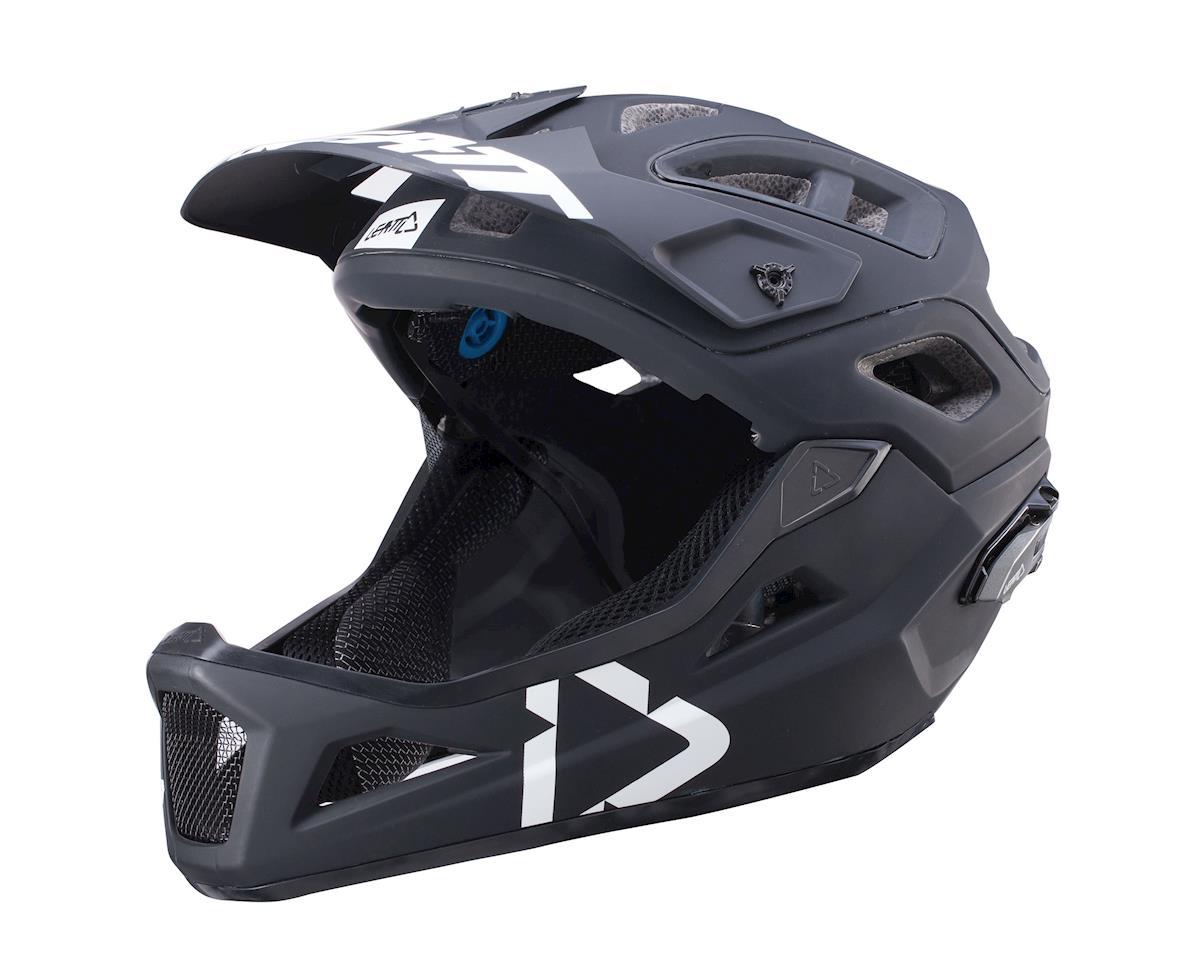 Leatt DBX 3.0 Enduro Helmet (Black/White) (S)