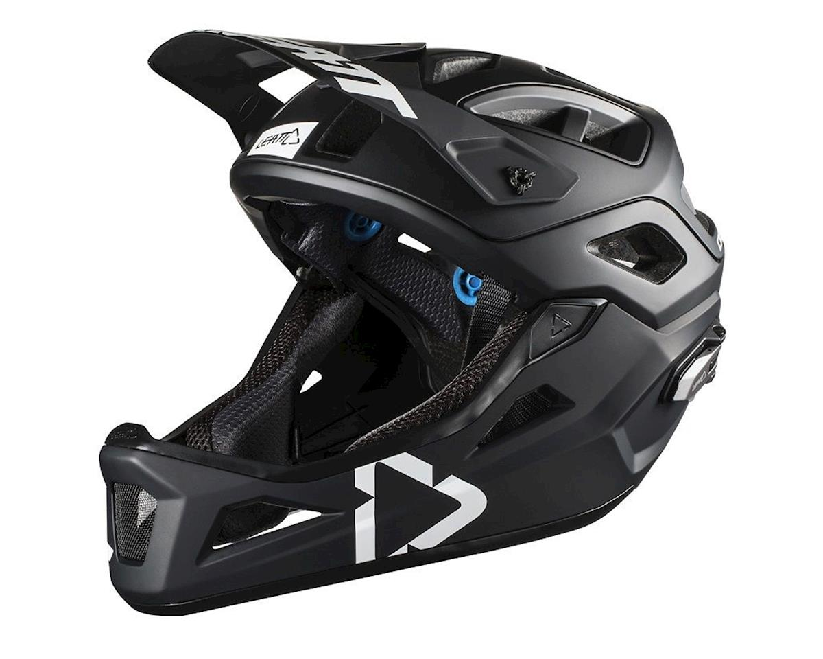 Leatt DBX 3.0 Enduro Helmet (Black/White) (L)