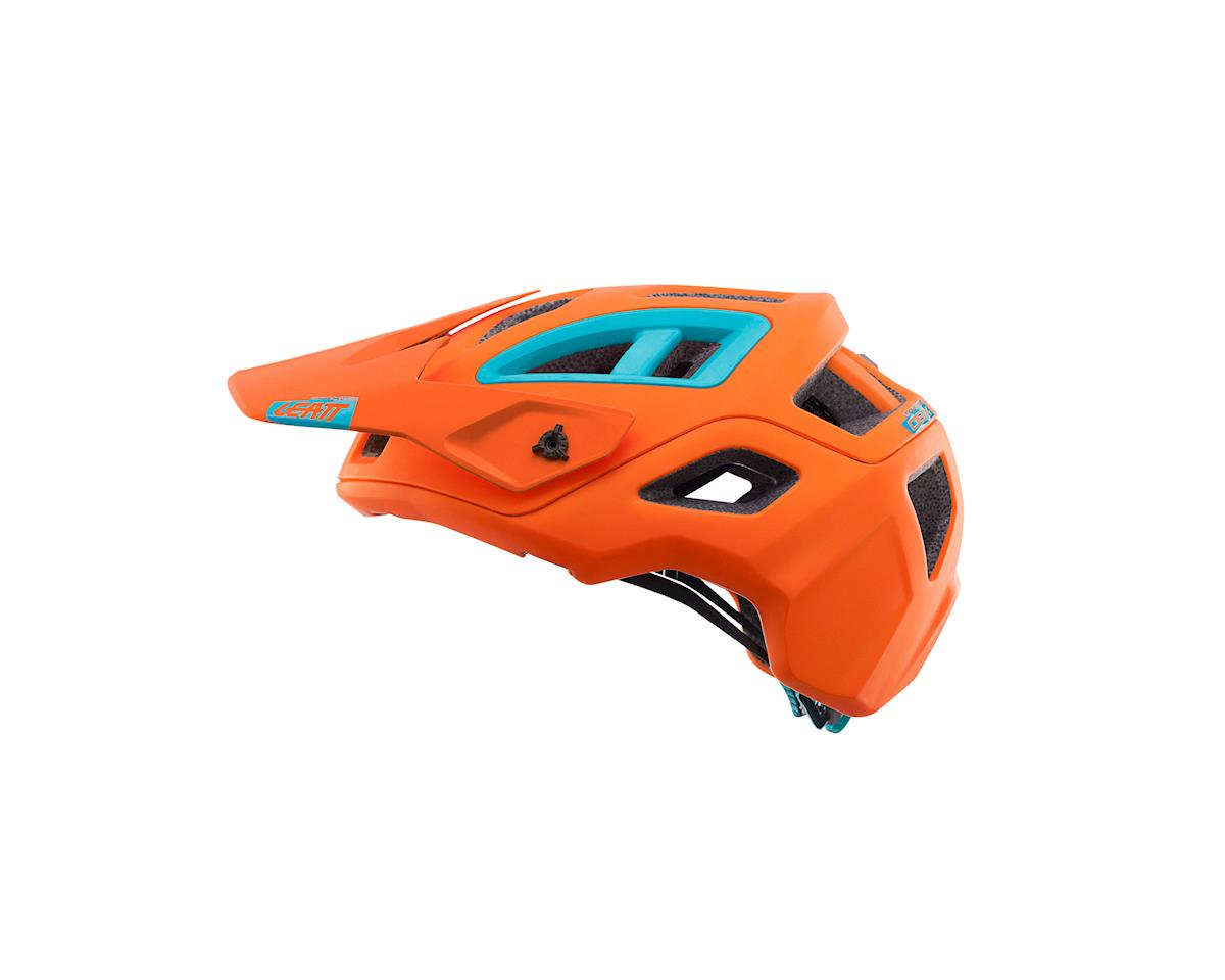 Leatt DBX 3.0 All Mountain Helmet (Orange) (S)