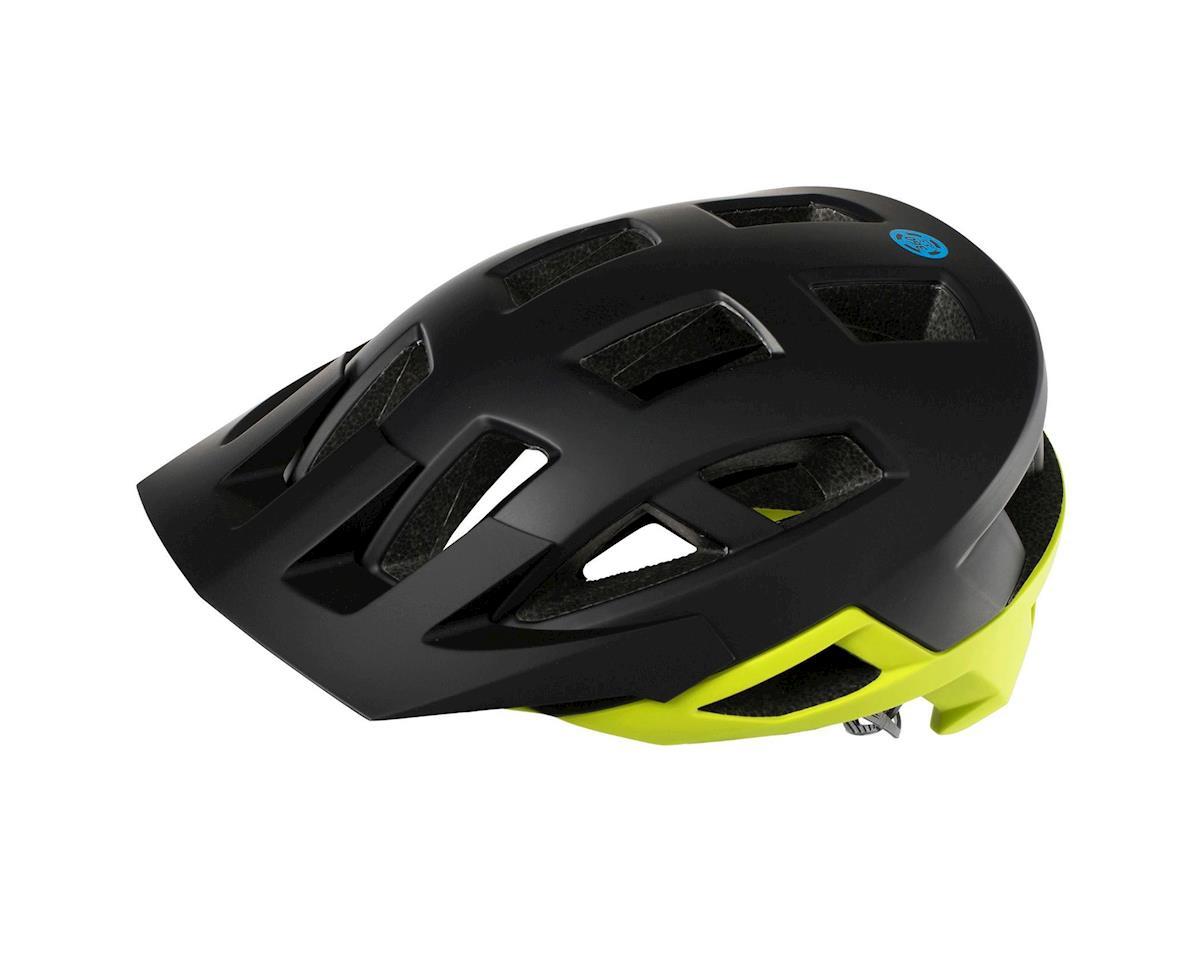 Leatt DBX 2.0 XC Helmet (Granite/Lime) (L)