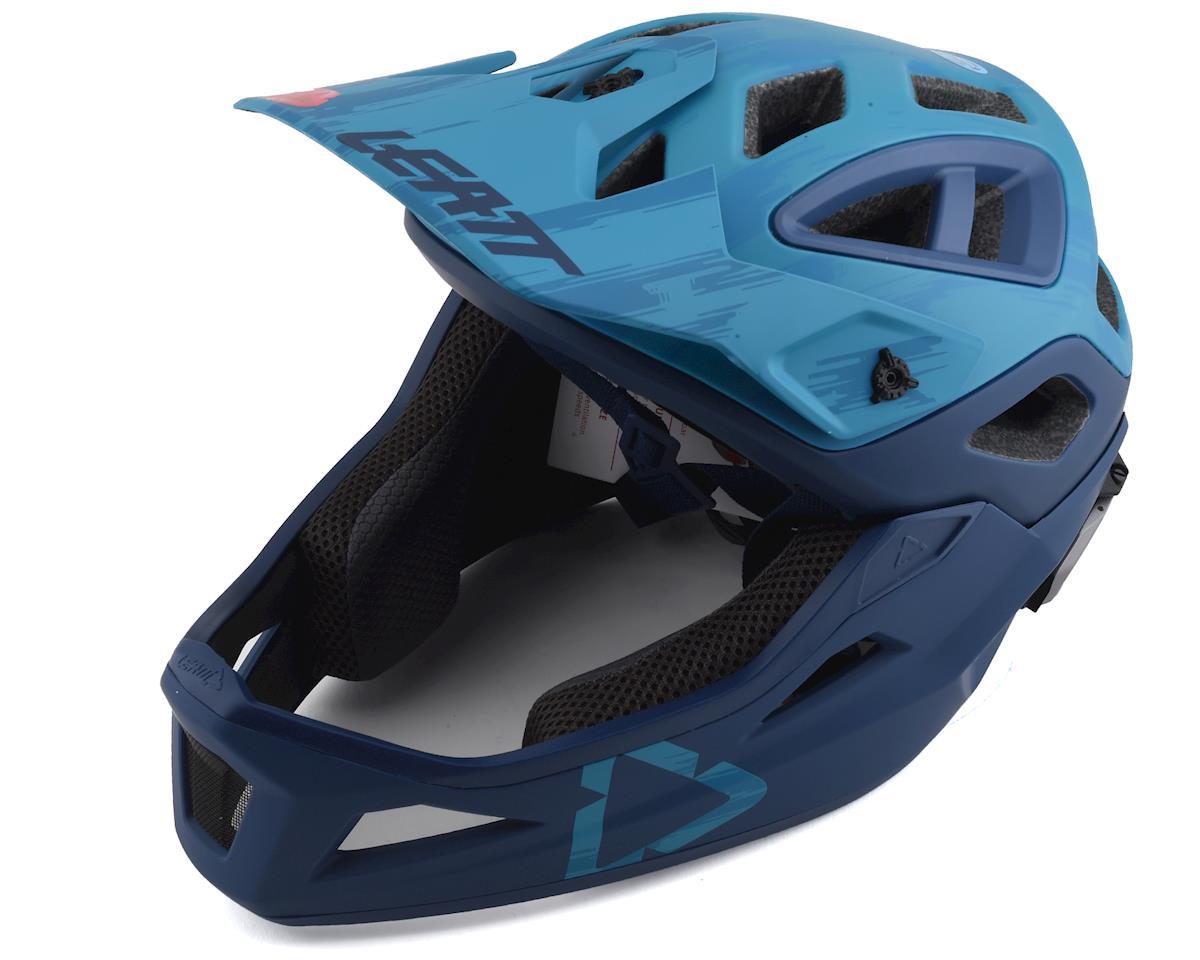 Leatt DBX 3.0 Enduro Helmet (Ink Blue) (S)