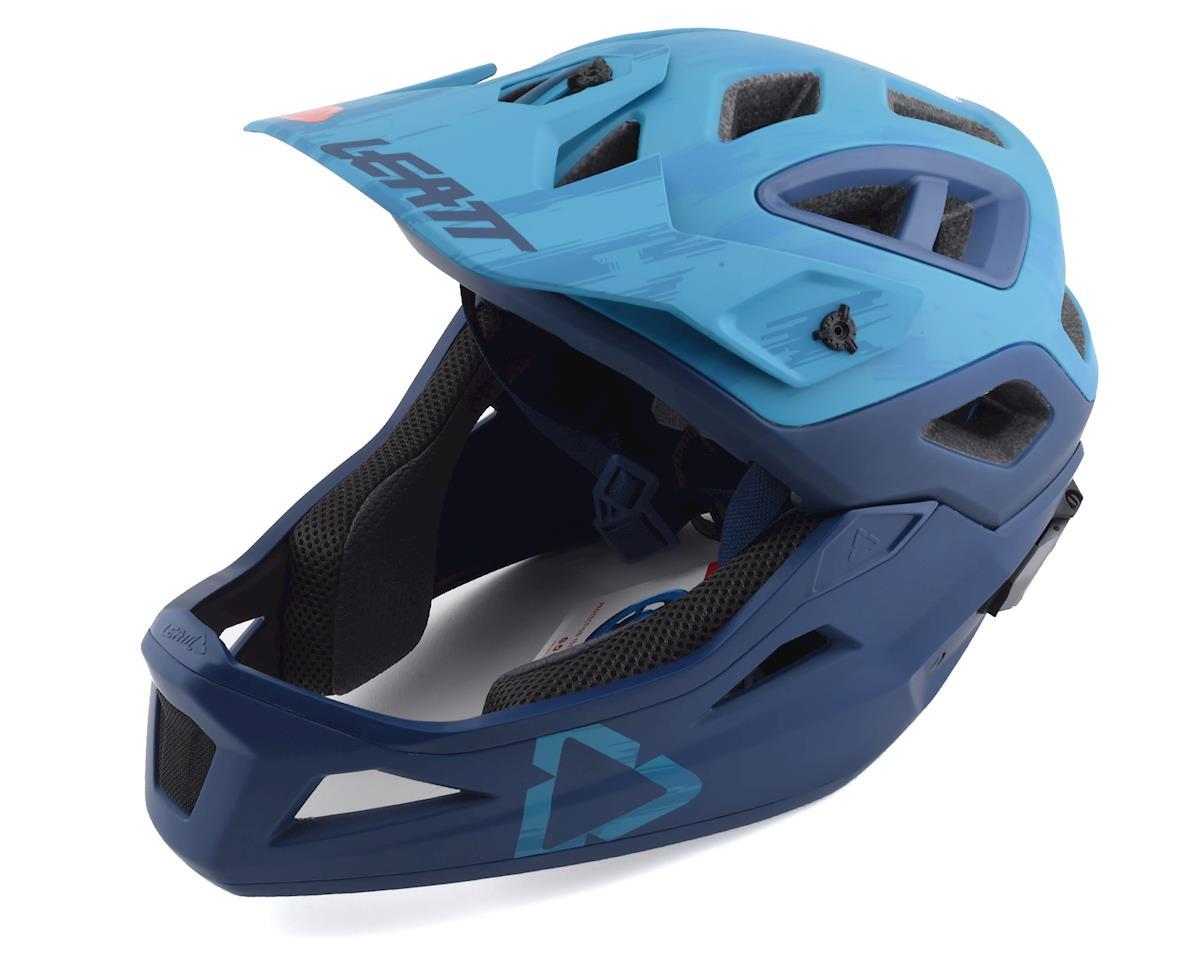 Leatt DBX 3.0 Enduro Helmet (Ink Blue) (M)