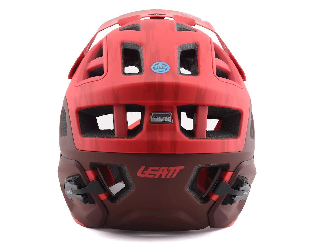 Leatt DBX 3.0 Enduro Helmet (Ruby Red) (S)