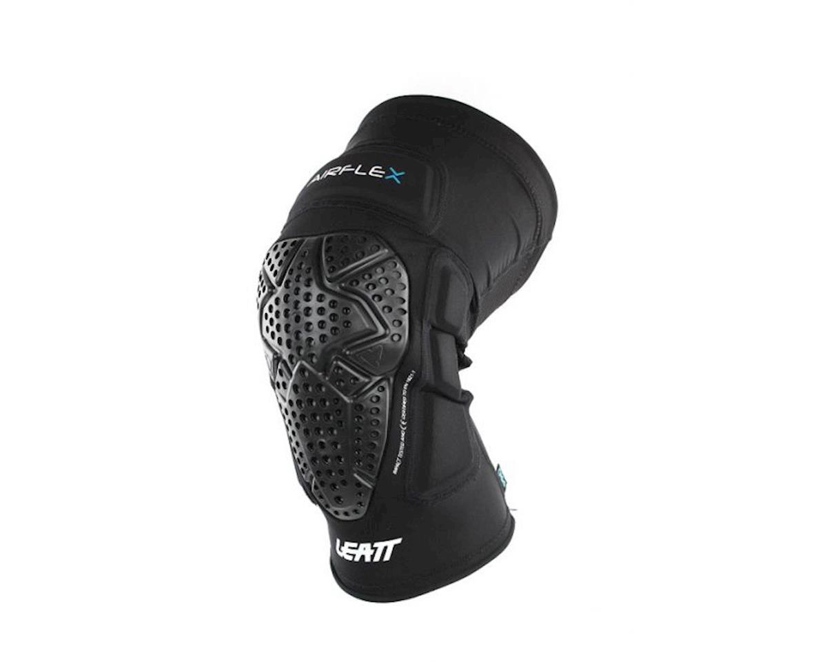 Leatt AirFlex Pro Knee Guard (Black) (L)