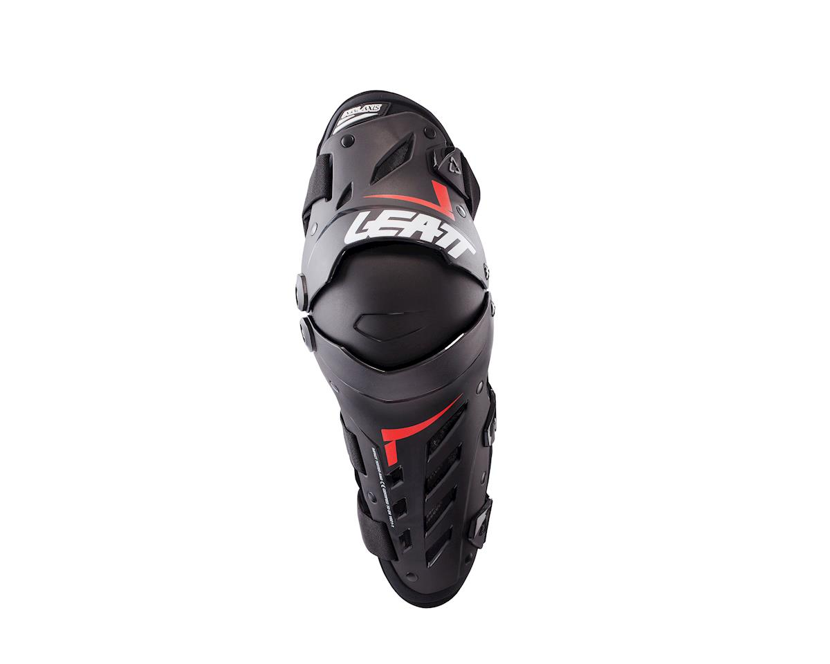 Leatt Dual Axis Knee Guard (Black) (L/XL)