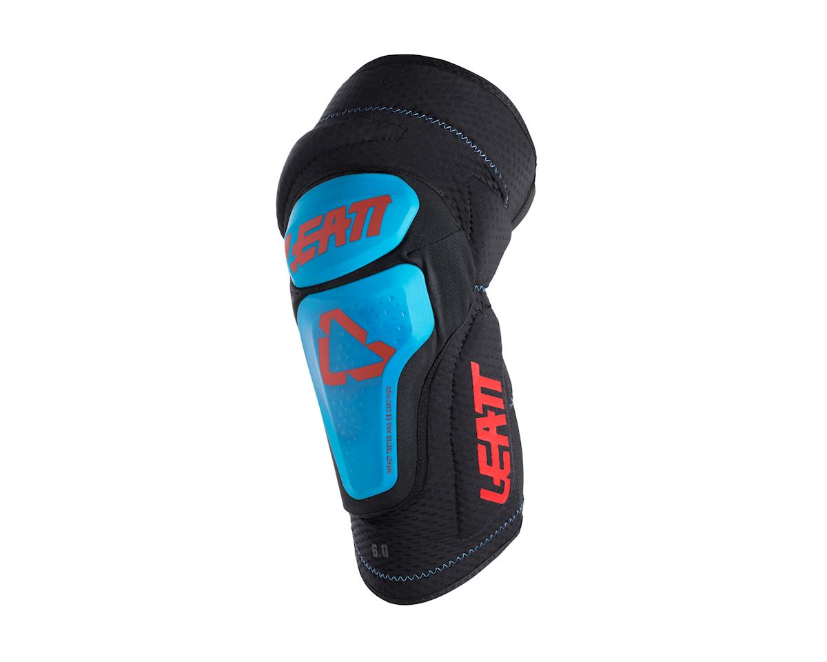 Leatt 3DF 6.0 Knee/Shin Guard (Fuel Blue) (L/XL)