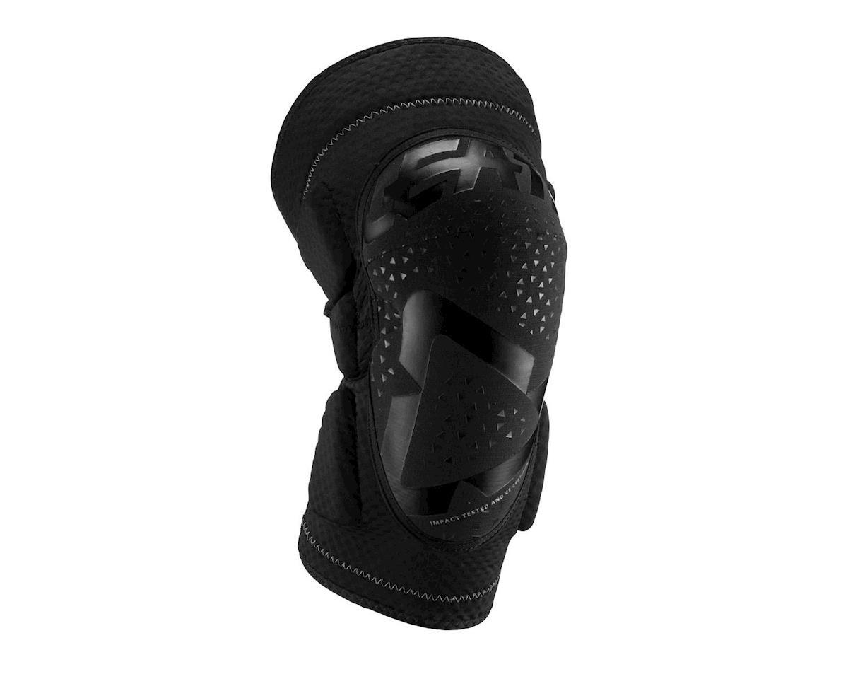 Leatt 3DF 5.0 Knee Guard (Junior) (Black) (S/M)