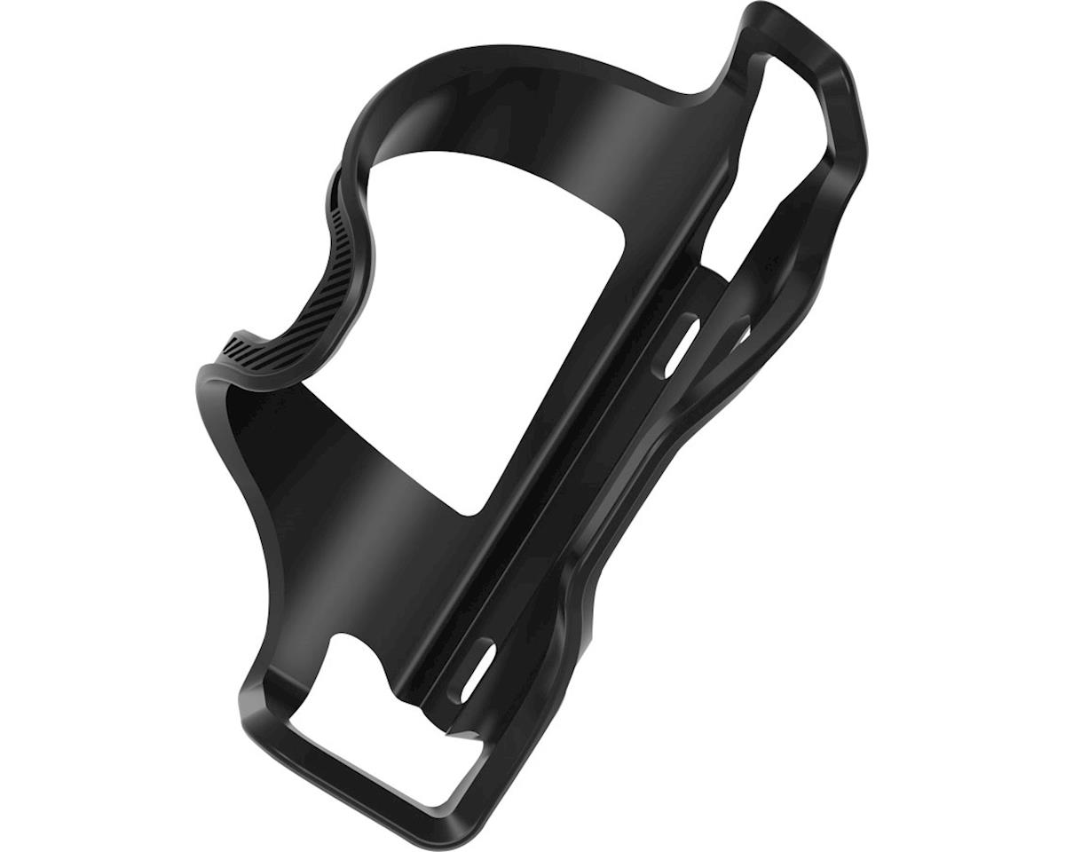 Lezyne Flow Water Bottle Cage Side Loader (Right Hand) (Black) | alsopurchased