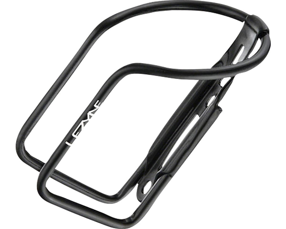 Lezyne Aluminum Power Bottle Cage (Black)