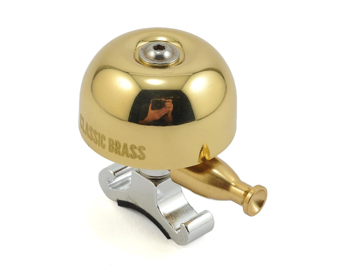 Image 1 for Lezyne Classic Brass Bike Bell (M)