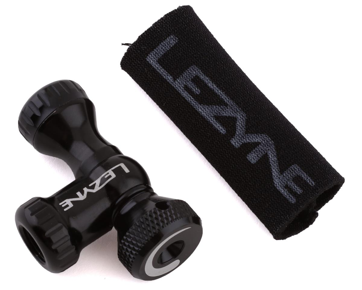 Lezyne Control Drive Co2 (Black) (Slip Fit Head Only)