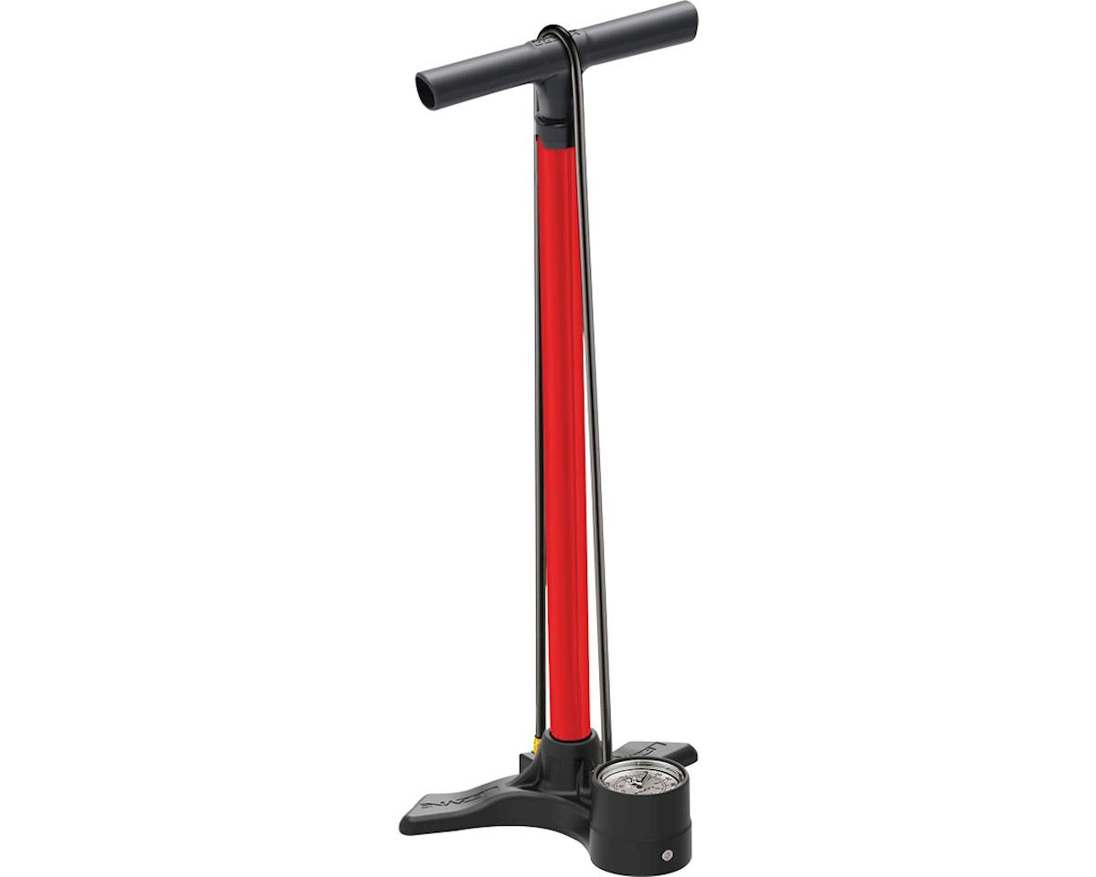 Lezyne Macro Floor Drive Pump (Red)