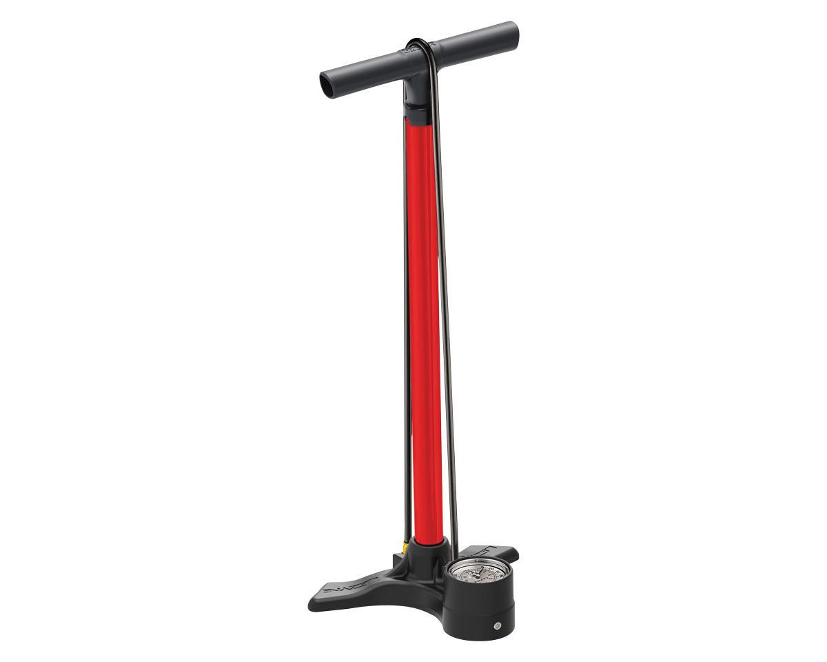 Lezyne Macro Floor Drive Pump (Red)