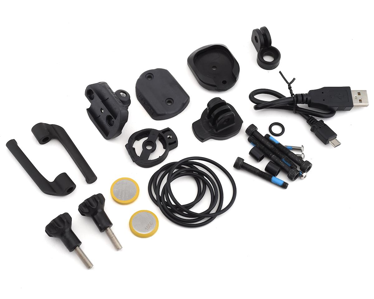 Lezyne Mega C GPS Computer Loaded Pack (Black)