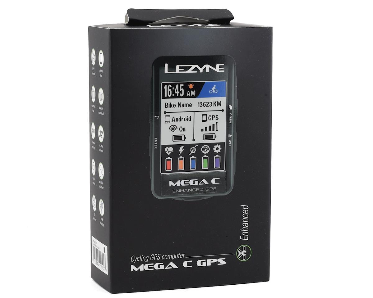 Image 3 for Lezyne Mega C GPS Computer (Black)