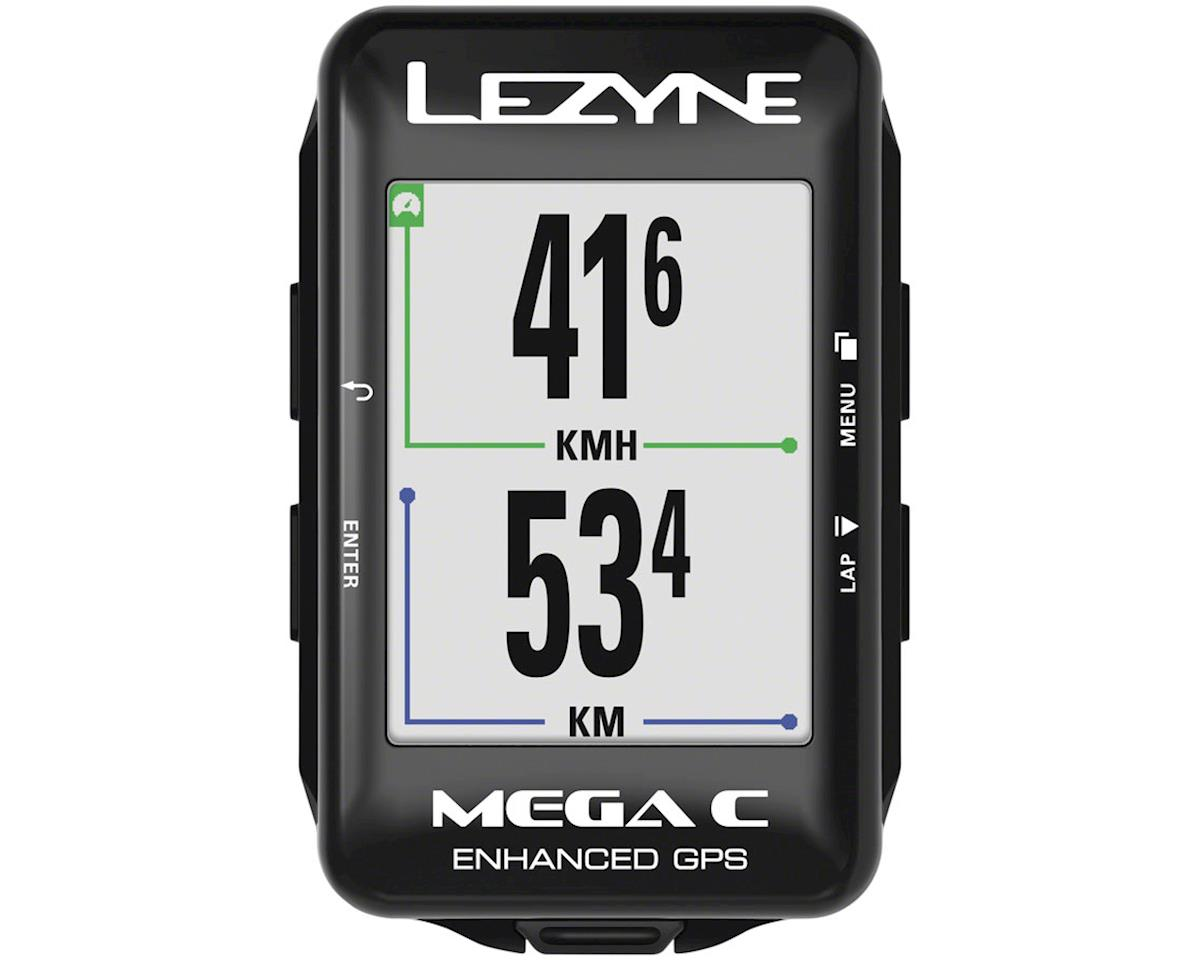 Image 4 for Lezyne Mega C GPS Computer (Black)