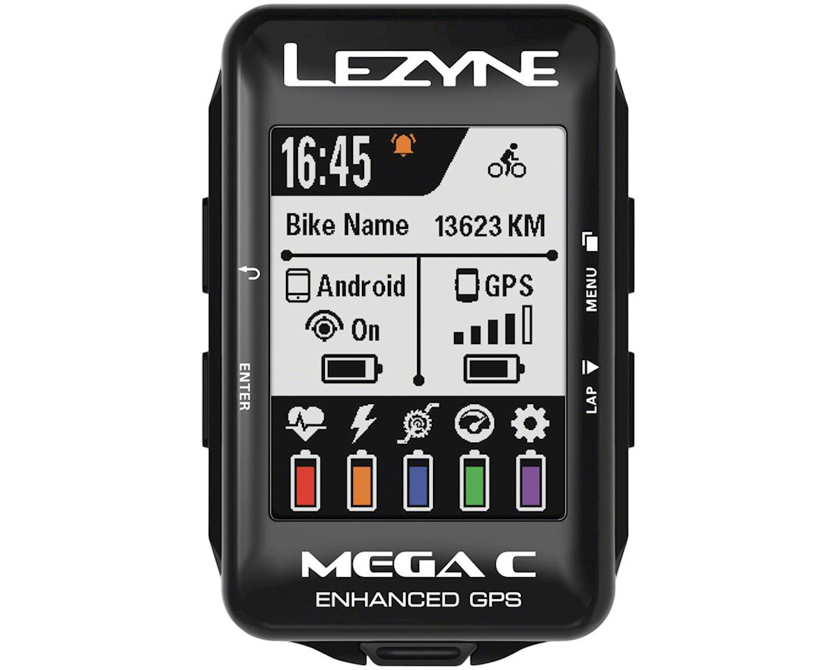 Image 6 for Lezyne Mega C GPS Computer (Black)
