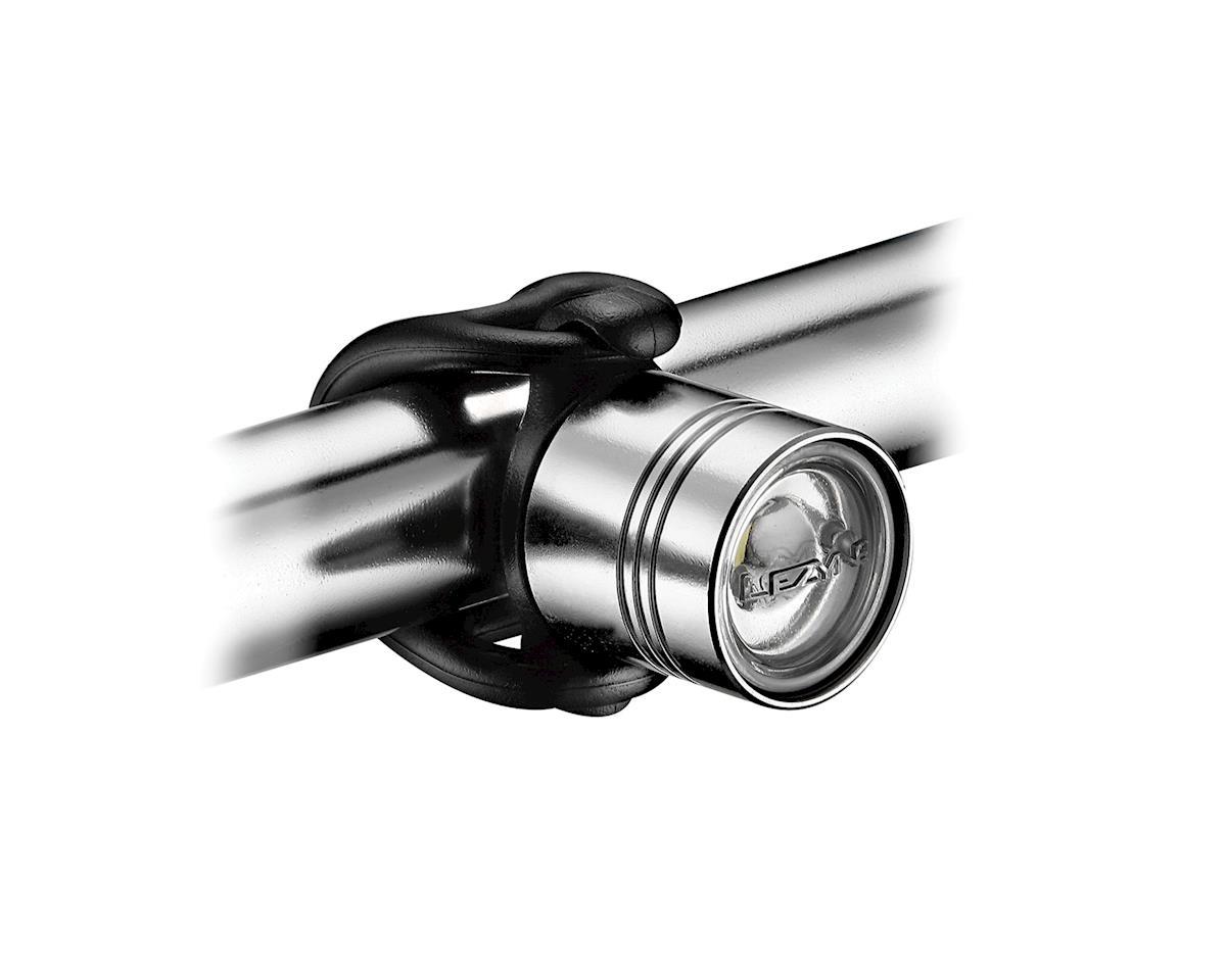 Lezyne Femto Drive Headlight (High Polish Silver)