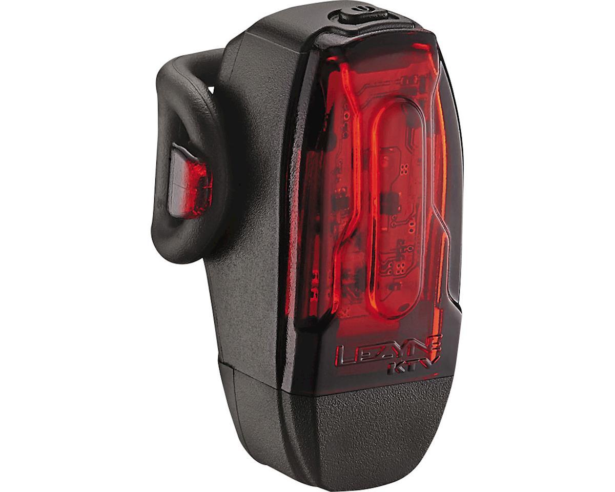 Lezyne KTV Drive 10 Lumens Taillight (Black)