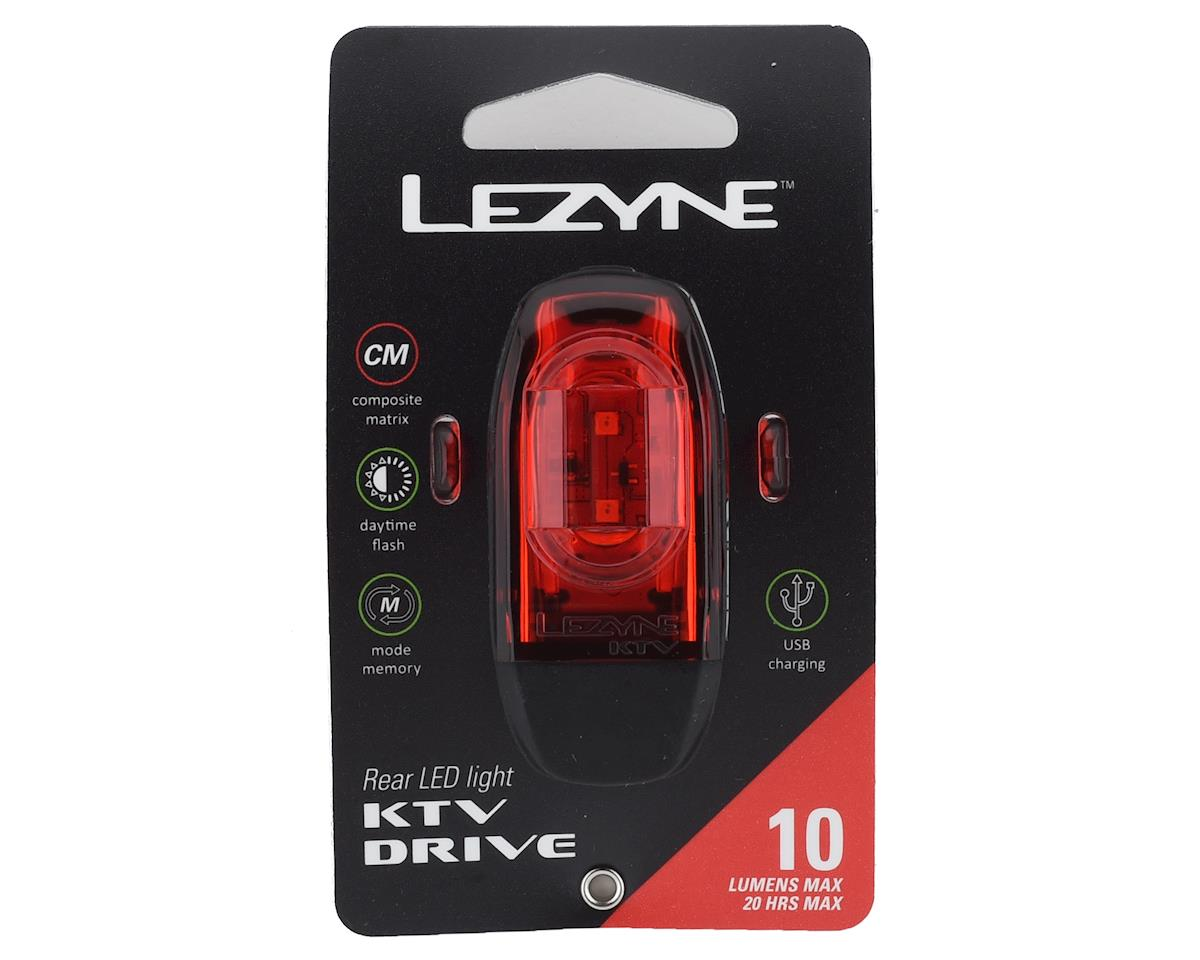 Image 3 for Lezyne KTV Drive Taillight (Black)