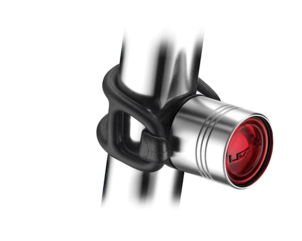 Lezyne Femto Drive Taillight (High Polish Silver)