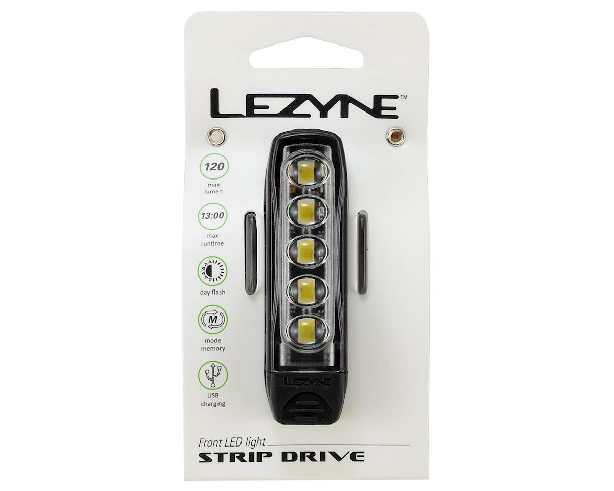 Lezyne Strip Drive Front Light (Black)