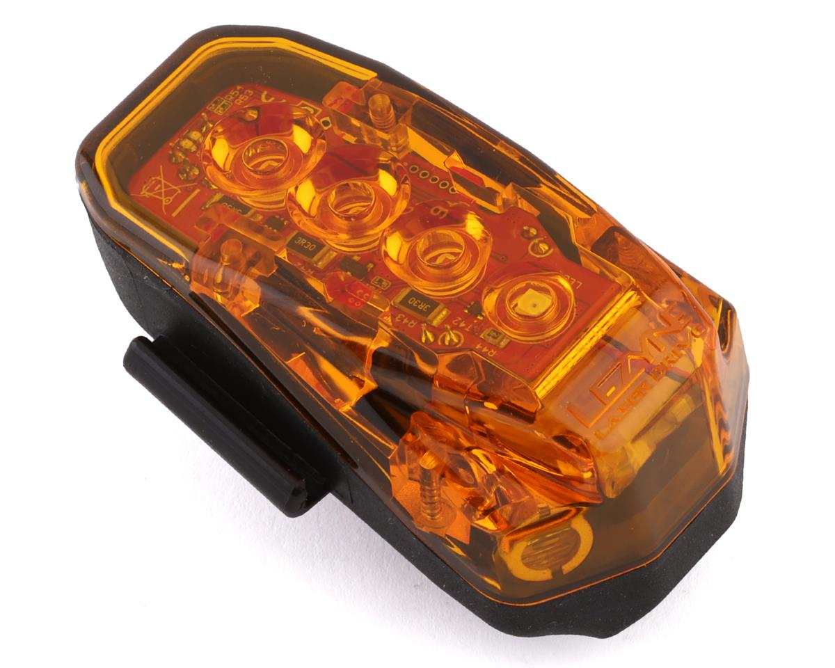 Lezyne LED Laser Drive Rear Light (Black) | relatedproducts