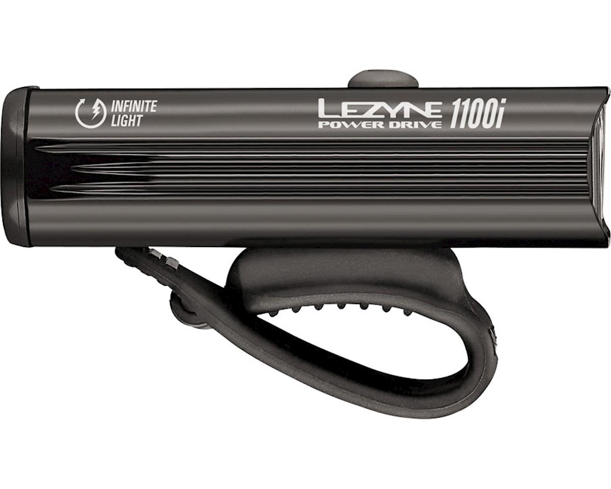 Lezyne Power Drive 1100i Headlight (Gloss Black)
