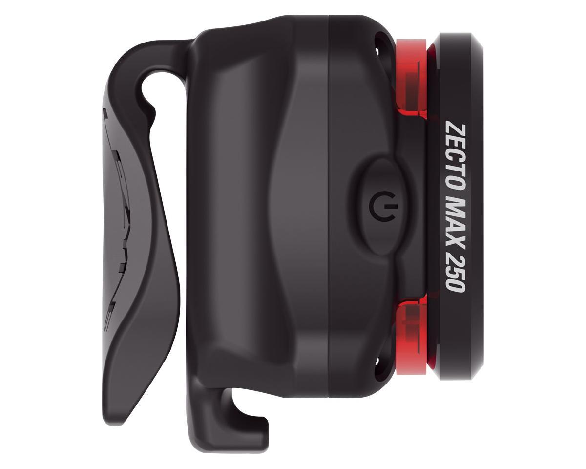 Lezyne Zecto Max Drive Taillight (Black)