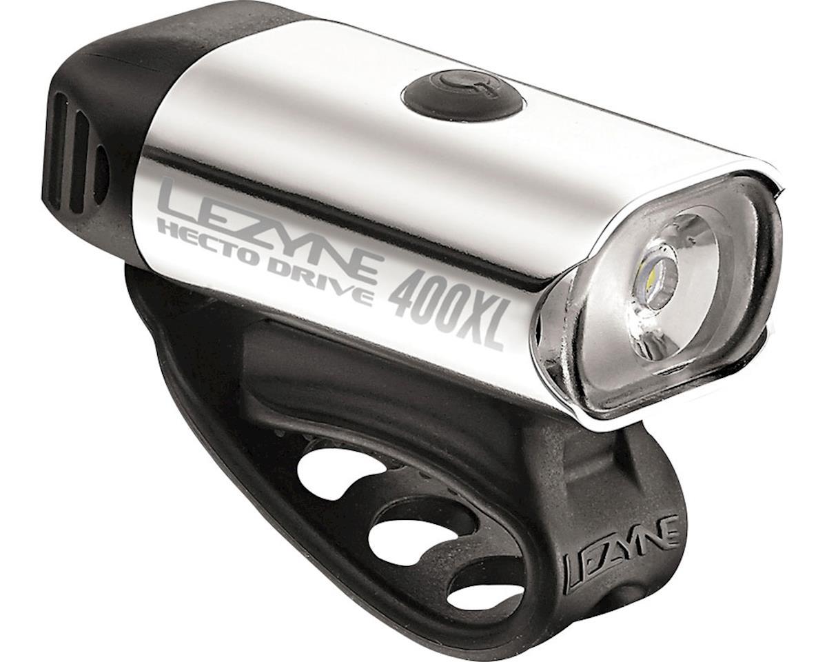 Lezyne Mini Drive 400XL Front Light Black//Hi Gloss