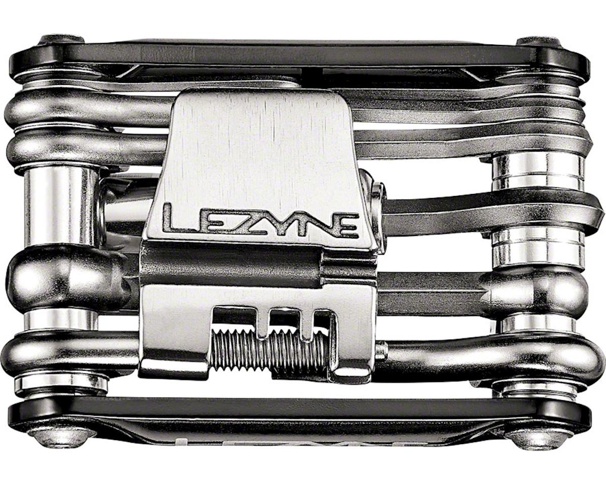 Lezyne RAP 15 Co2 Multi Tool 15 Function (Aluminum Black Sides)