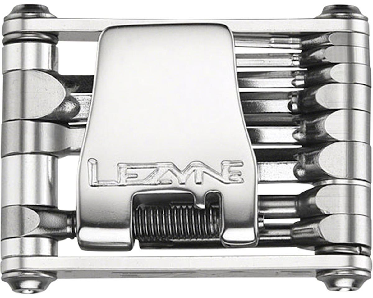Image 2 for Lezyne SV 11 Bit CNC Machined Multi Tool (Silver)