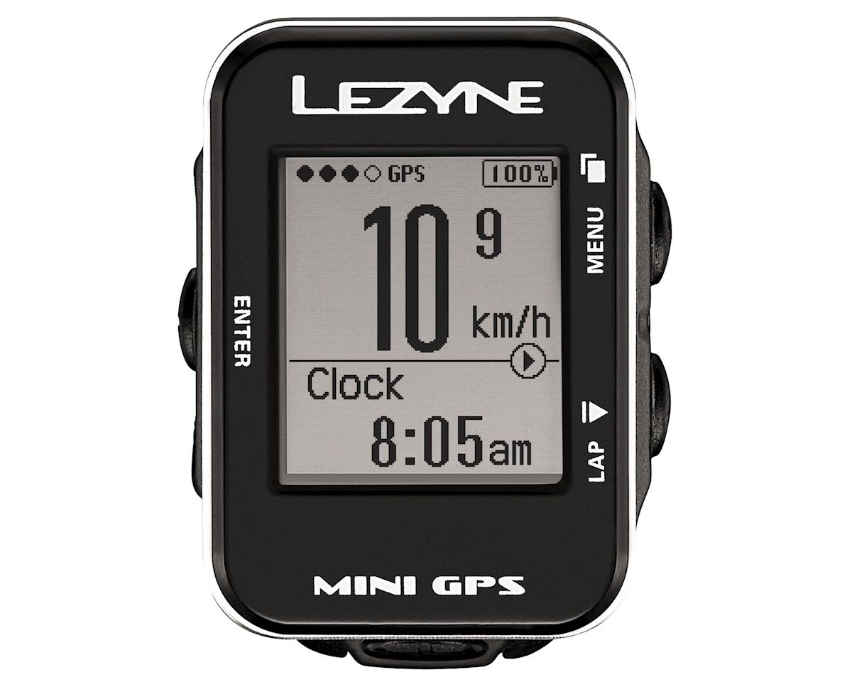 Lezyne Mini GPS Cyclocomputer