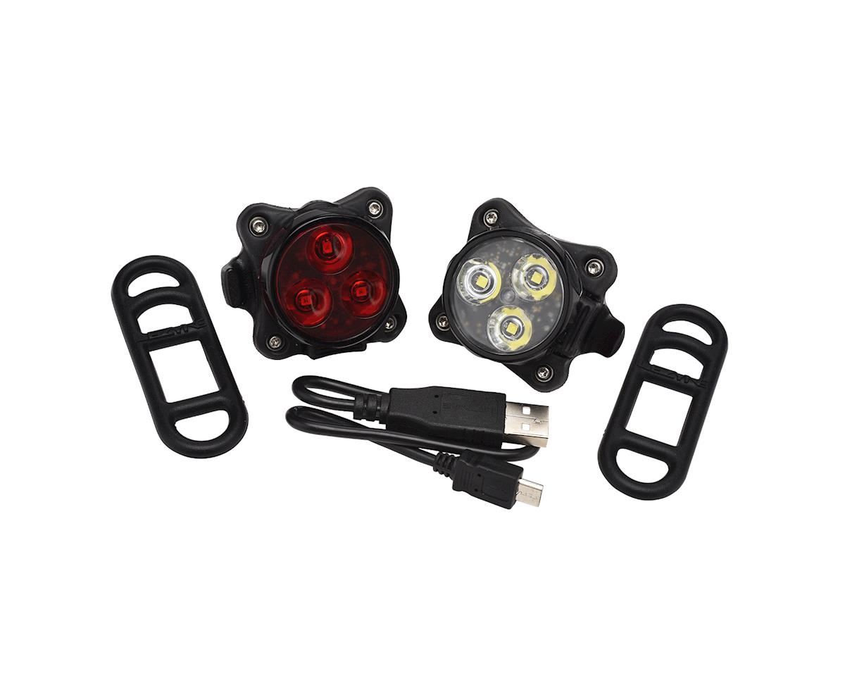 Image 2 for Lezyne Zecto Drive Light Set - Closeout (Black)