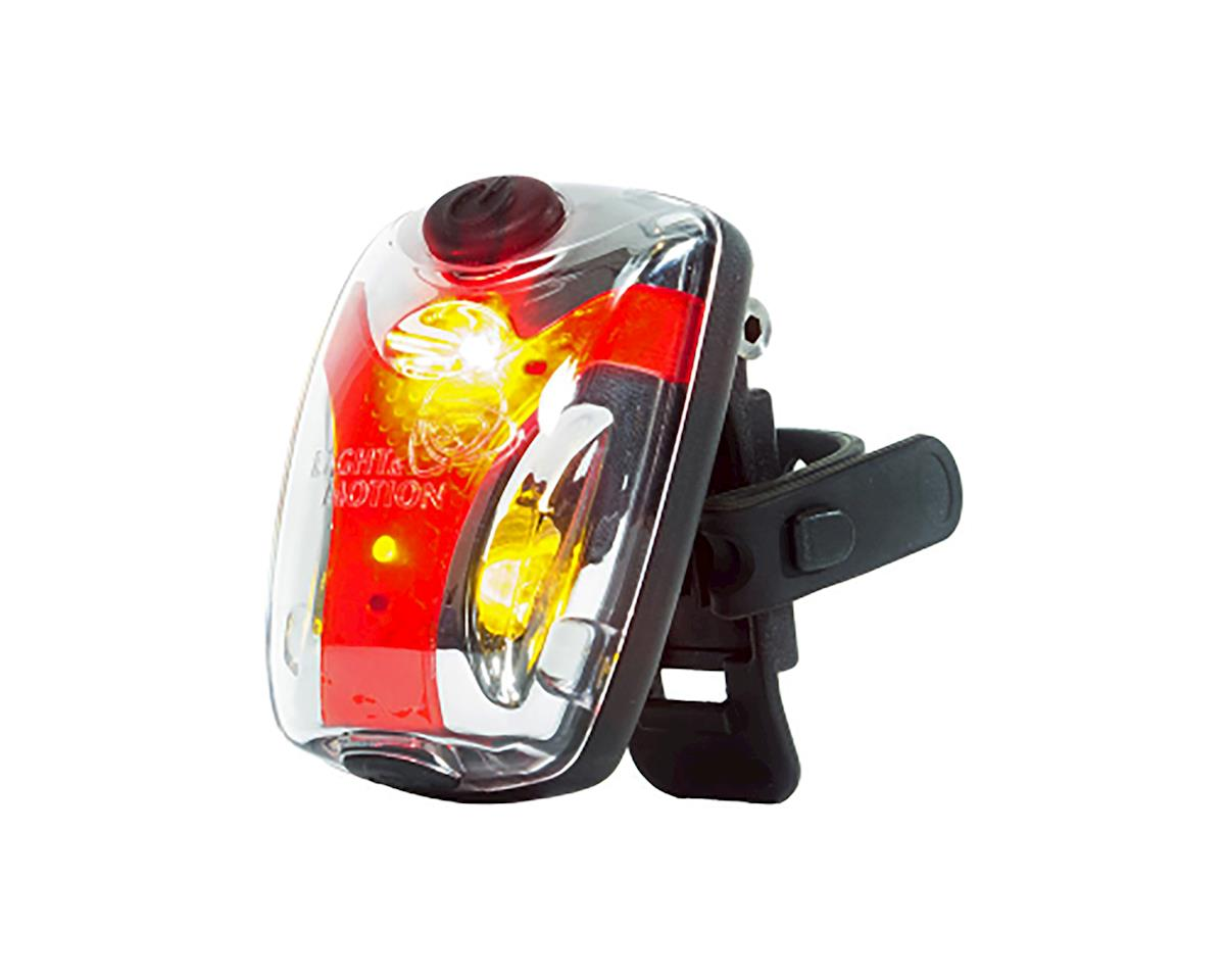 Image 1 for Light & Motion Vis 180 Micro Tail Light - Silver