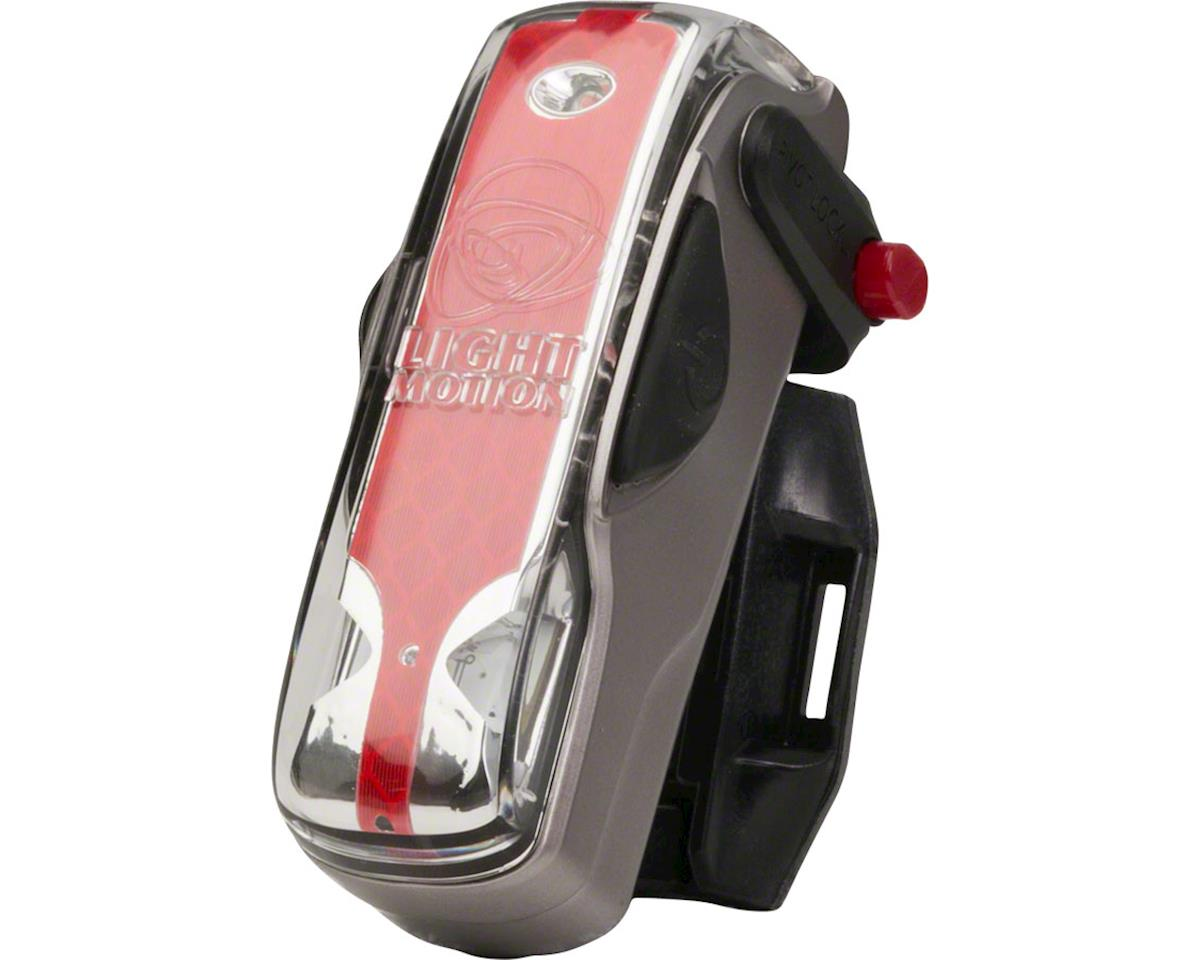 Light And Motion Vis 180 Rechargeable Taillight (Silver Moon)